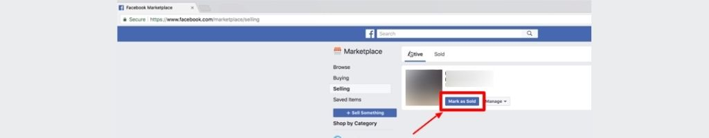 Sell on Facebook Shop