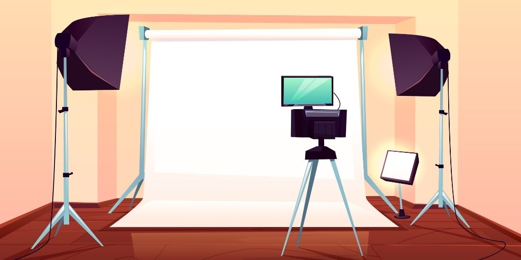 Softbox Lighting for Product Photography