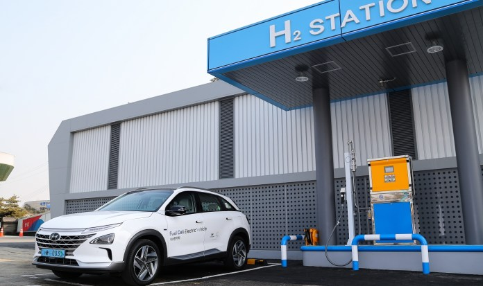 hydrogen superior to battery-electric vehicles, says hyundai canada ceo