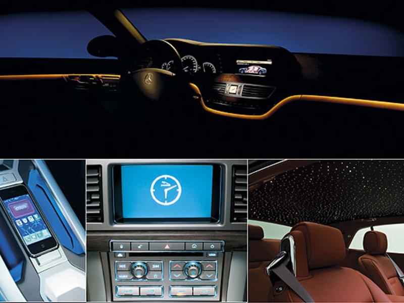 bright ideas for new car interiors