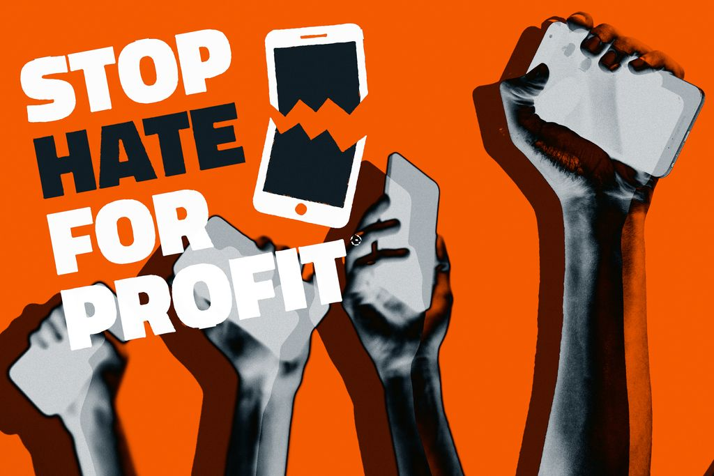 "Celebrities to ""FREEZE"" Instagram and Facebook Wednesday Sept 16, 2020 to #StopHateForProfit"