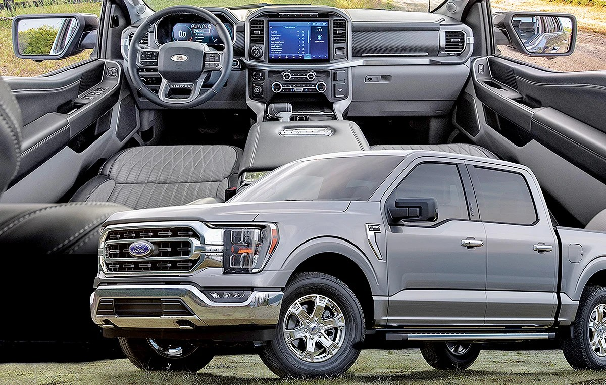 2021 limited powerboost, smoked quartz. After Explorer S Rollout Debacle Ford Confident It Can Nail F 150 Launch Automotive News