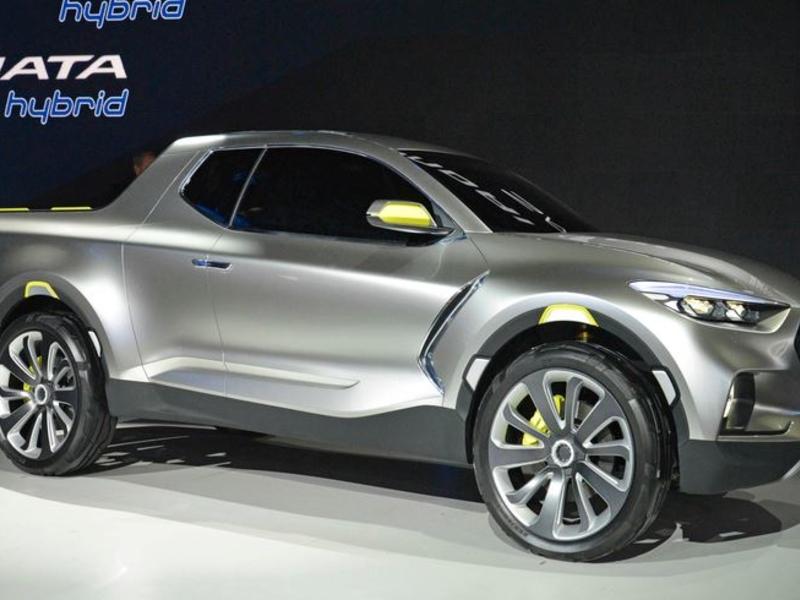 Hyundai Motor Prepared To Unveil Long Awaited U S Pickup