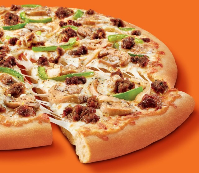 Little Caesars To Add Impossible Foods
