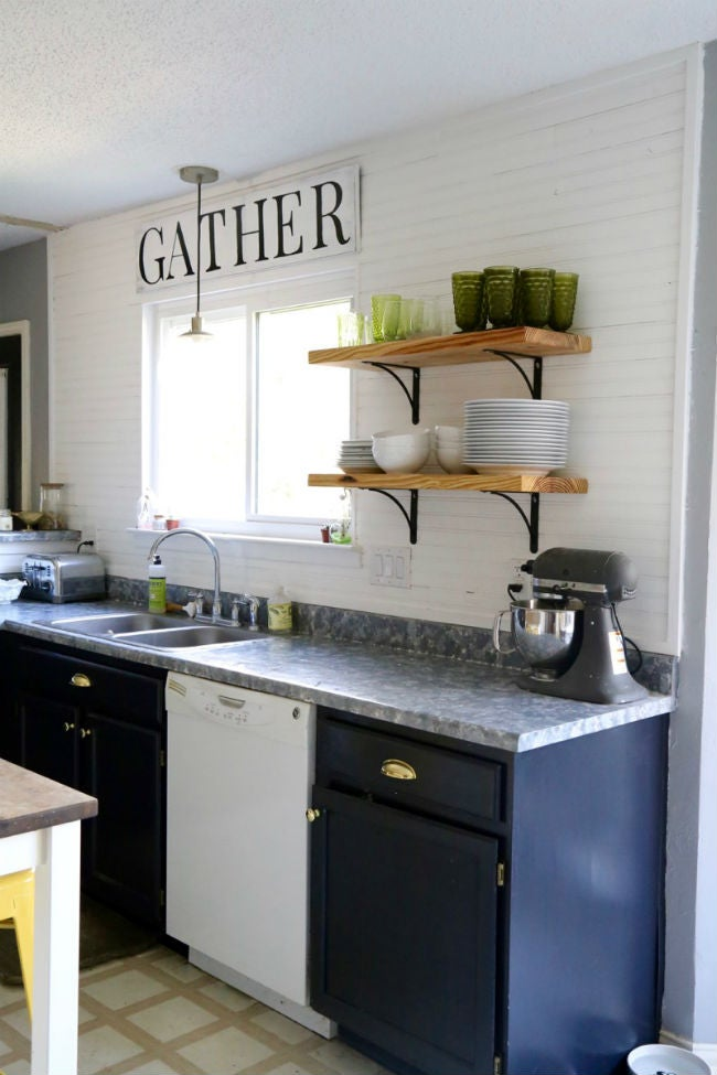 10 Diy Countertops You Can Afford To