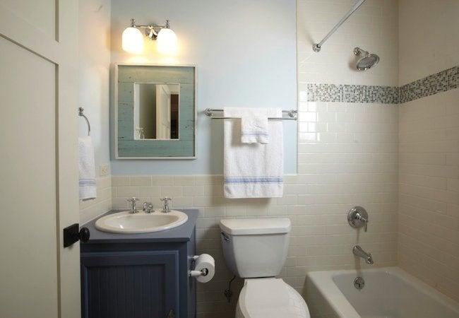 Small Bathroom Ideas - 5 Space-Smart Strategies - Bob Vila on Small Space Bathroom Ideas  id=18076