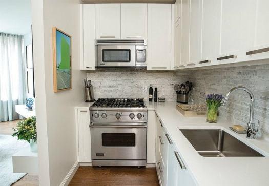 Painting Laminate Cabinets White Kitchen