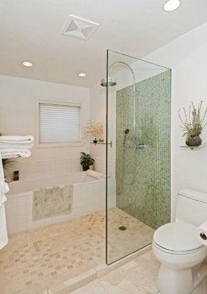 Tiling a Small Bathroom - Dos and Don'ts - Bob Vila on Small Space Small Bathroom Tiles Design  id=26720