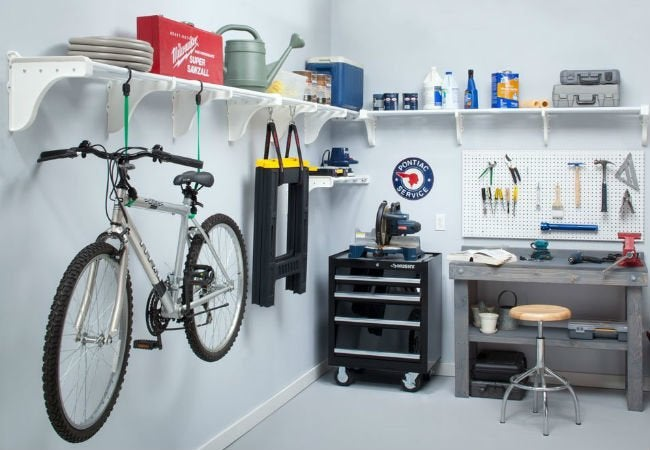 Diy Garage Shelves 5 Ways To Build Yours Bob Vila