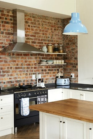 Brick Backsplash 5 Things To Know Before Installing One