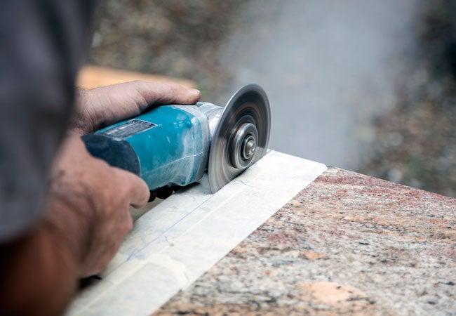 Granit Nasıl Kesilir