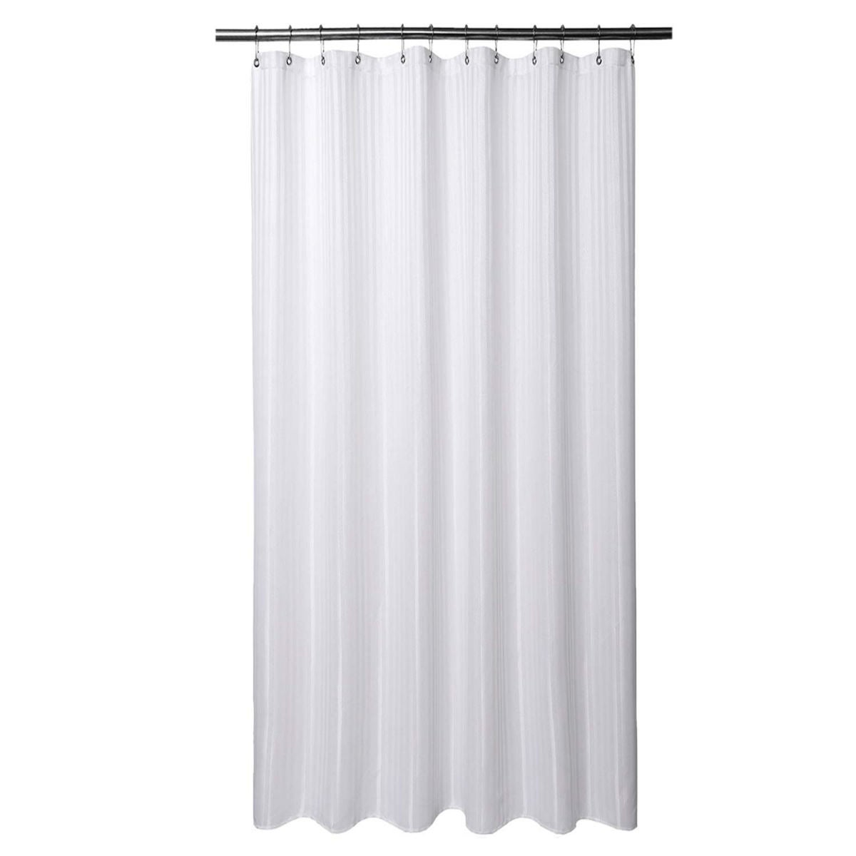 box medianet shower curtain clear view top