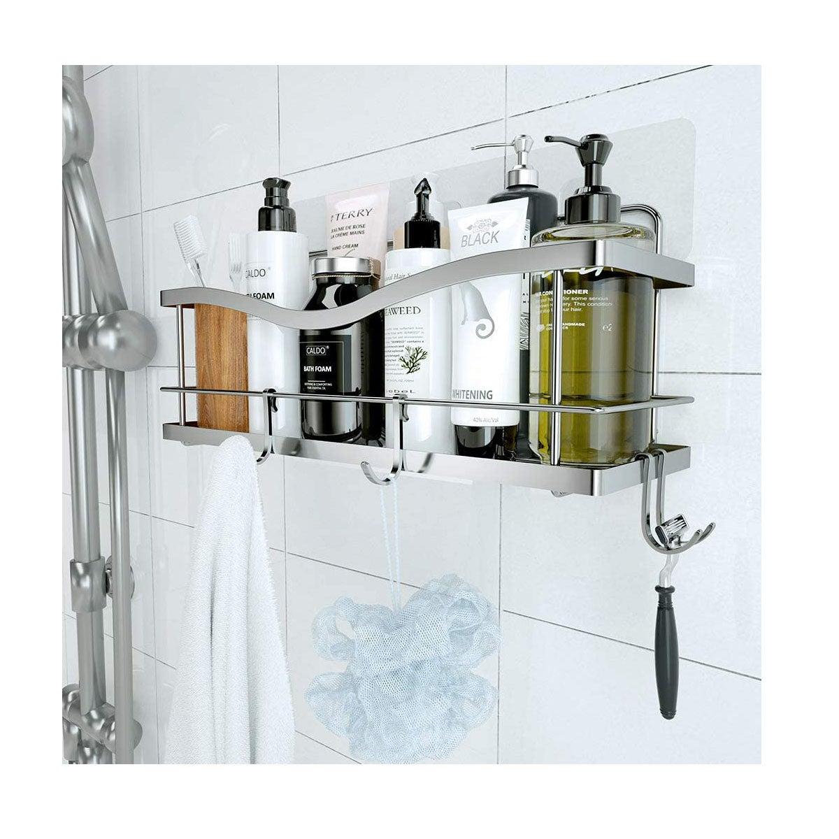 The Best Shower Caddies For Bathroom Clutter Bob Vila