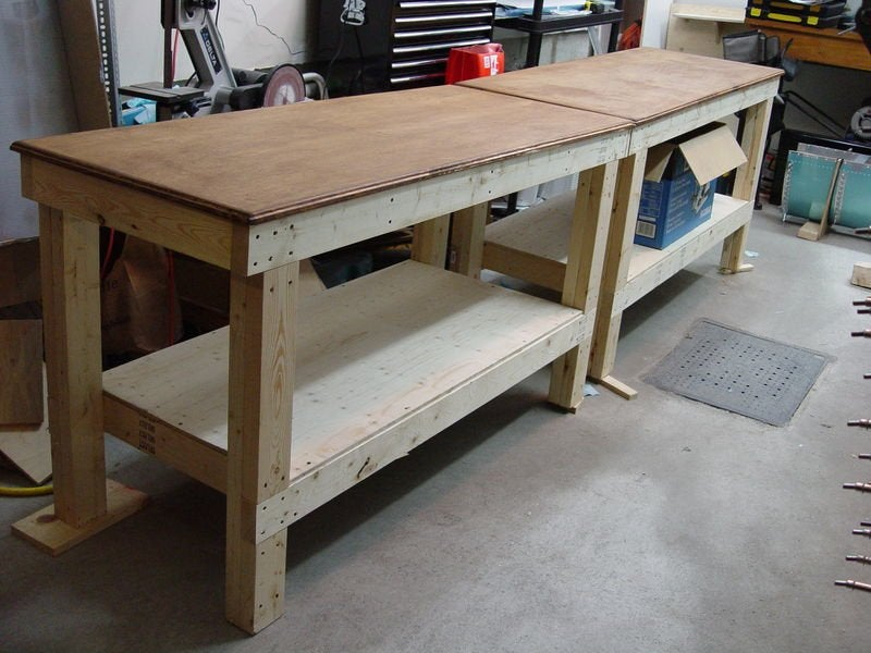 how build workbench