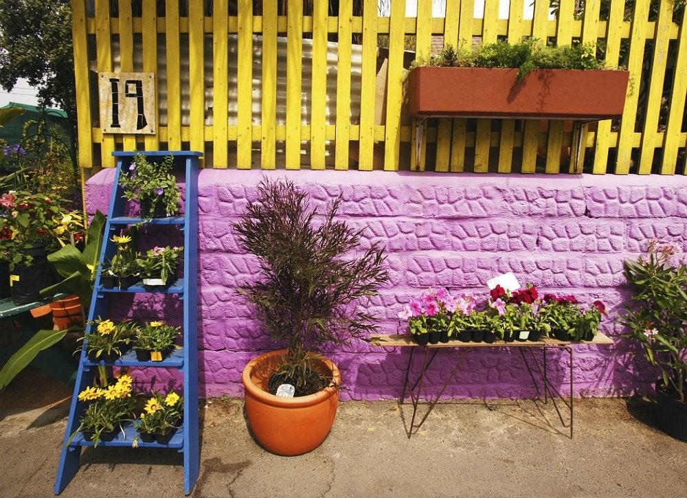Cheap Patio Ideas - 8 DIY Pick-Me-Ups - Bob Vila on Diy Backyard Patio Cheap  id=46534