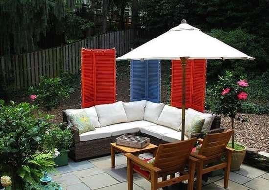 Cheap Patio Ideas - 8 DIY Pick-Me-Ups - Bob Vila on Cheap Backyard Patio Ideas id=20733