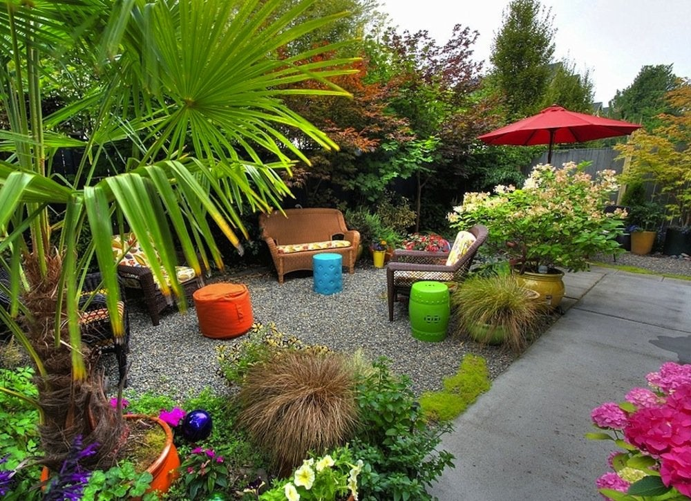 Small Backyard Landscaping Ideas - 8 DIYs to Try - Bob Vila on Tropical Landscaping Ideas For Small Yards id=65754