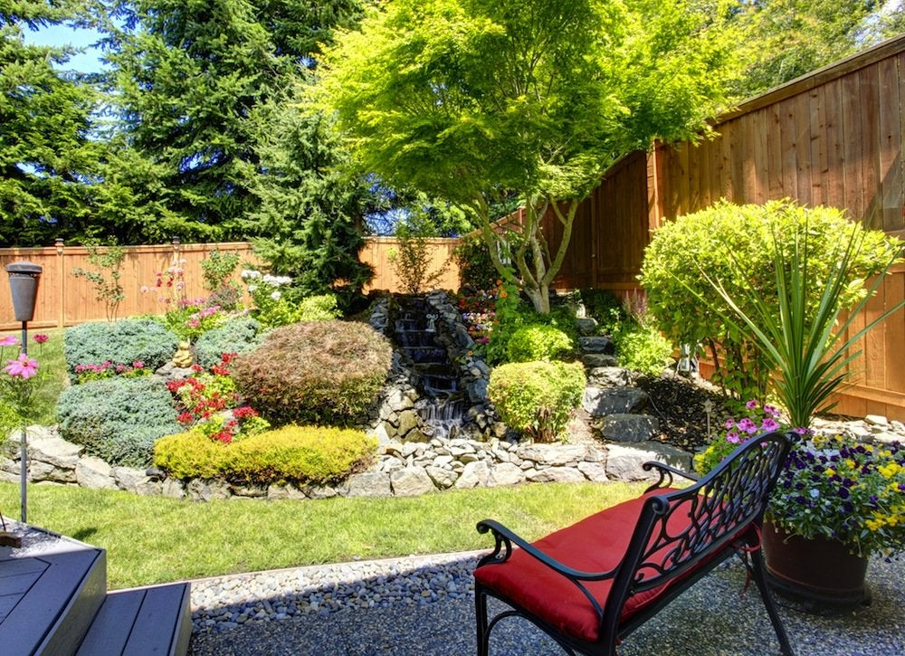 Small Backyard Landscaping Ideas - 14 DIYs to Try - Bob Vila on Small Backyard Landscaping id=87013