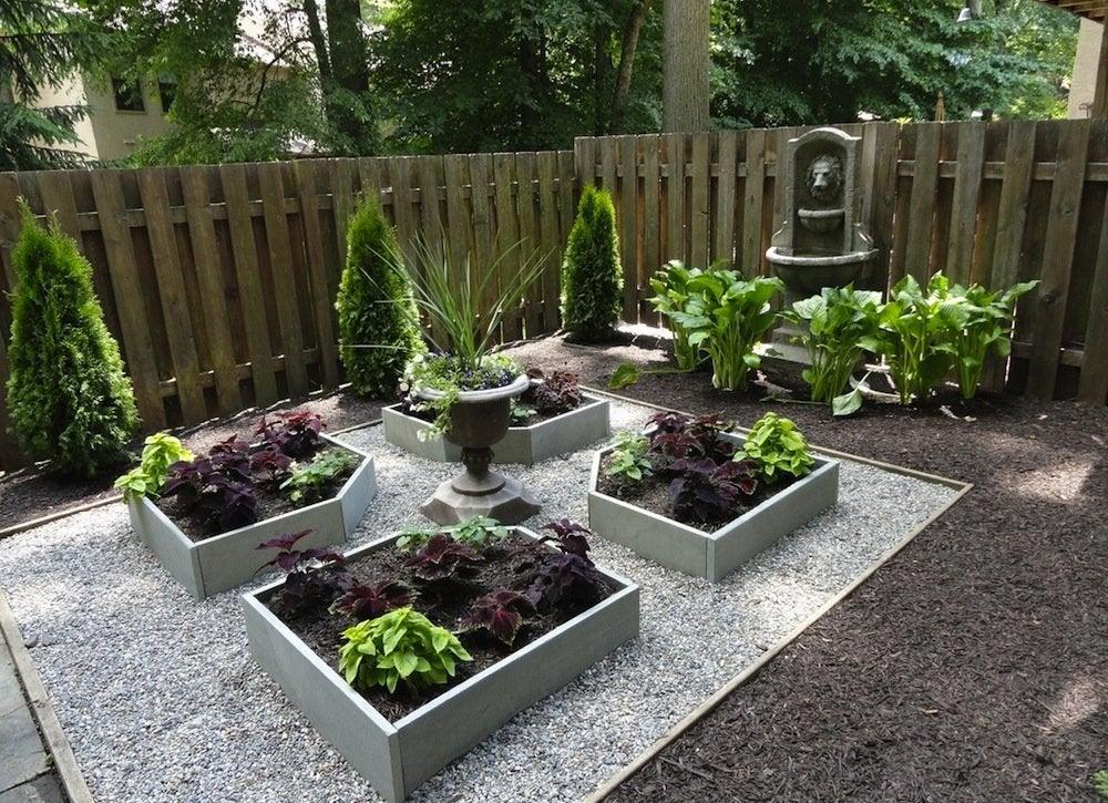Backyard Landscape Ideas - 8 Lawn-Less Designs - Bob Vila on Backyard Ideas No Grass  id=67465