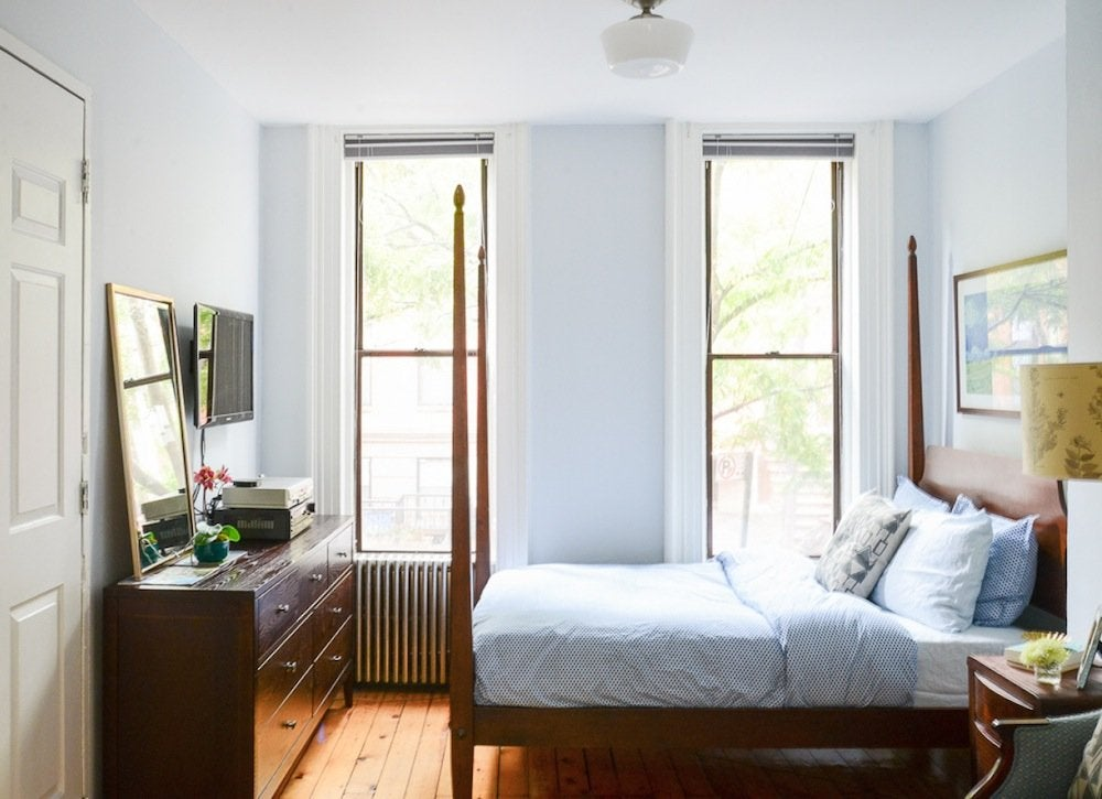 Small Bedroom Ideas: 21 Ways to Live Large in Your Space ... on Basic Room Ideas  id=66028