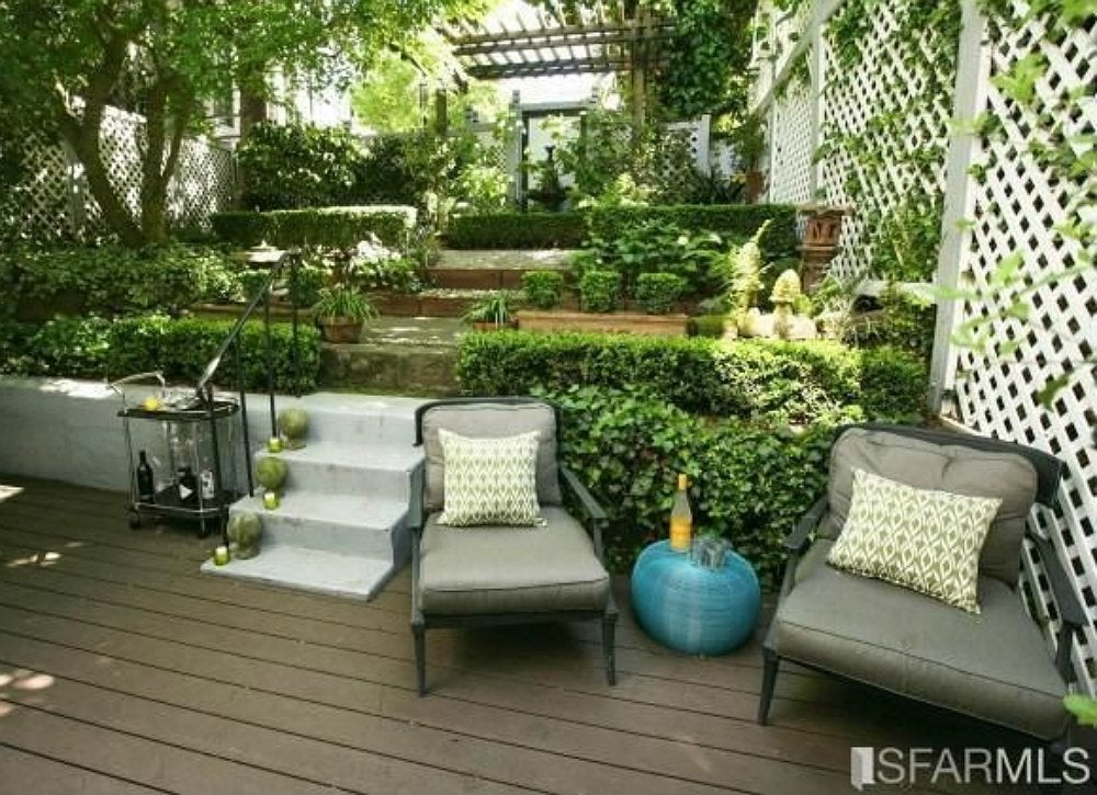 Add Depth to Your Garden with Tiered Landscaping - Small ... on Tiered Yard Ideas  id=43107