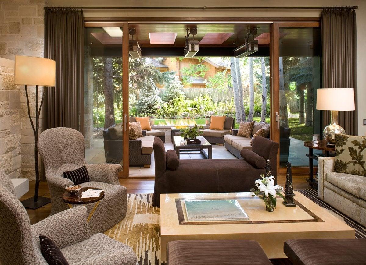 14 Indoor Outdoor Rooms We Love - Bob Vila on Clare View Beige Outdoor Living Room id=41988