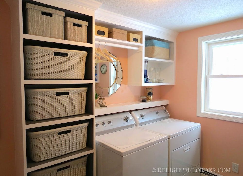 7 laundry room organization ideas you should be using · 1. Laundry Room Storage Ideas - 18 Photos That Prove Home ...