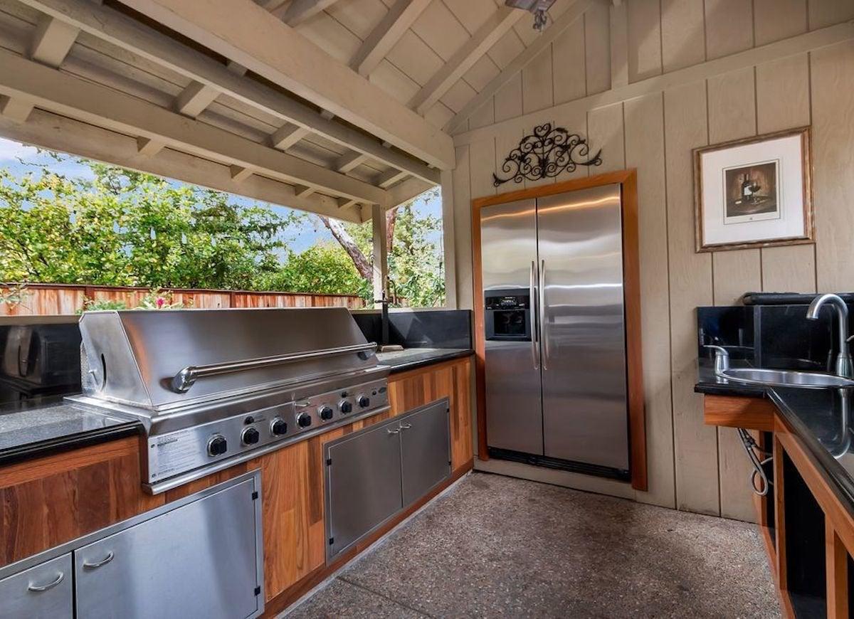 California Decor Ideas for Outdoor Living - Bob Vila on Patio Kitchen id=27554