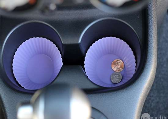 Car Cup Holder Liners