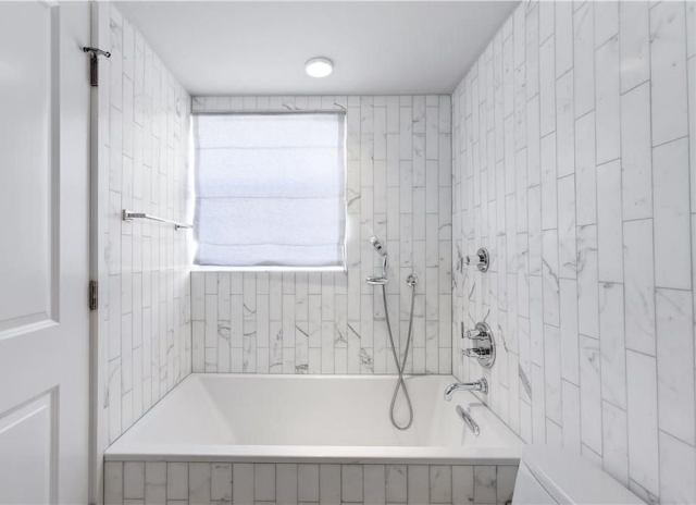 Subway tile taller