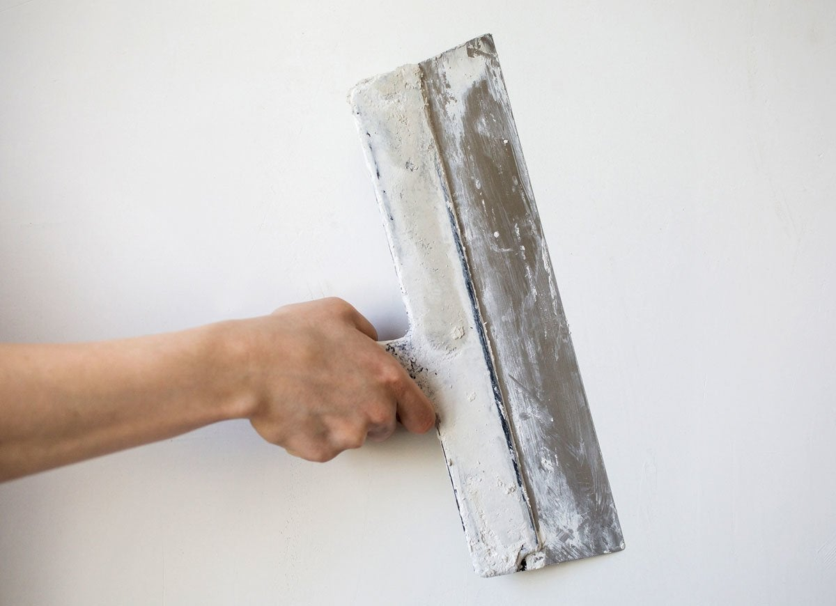 Asbestos Wallboard Joint Compound