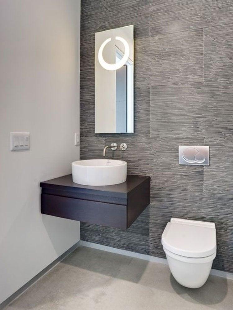 Small Bathroom Ideas - Bob Vila on Modern Small Bathroom Ideas  id=16653