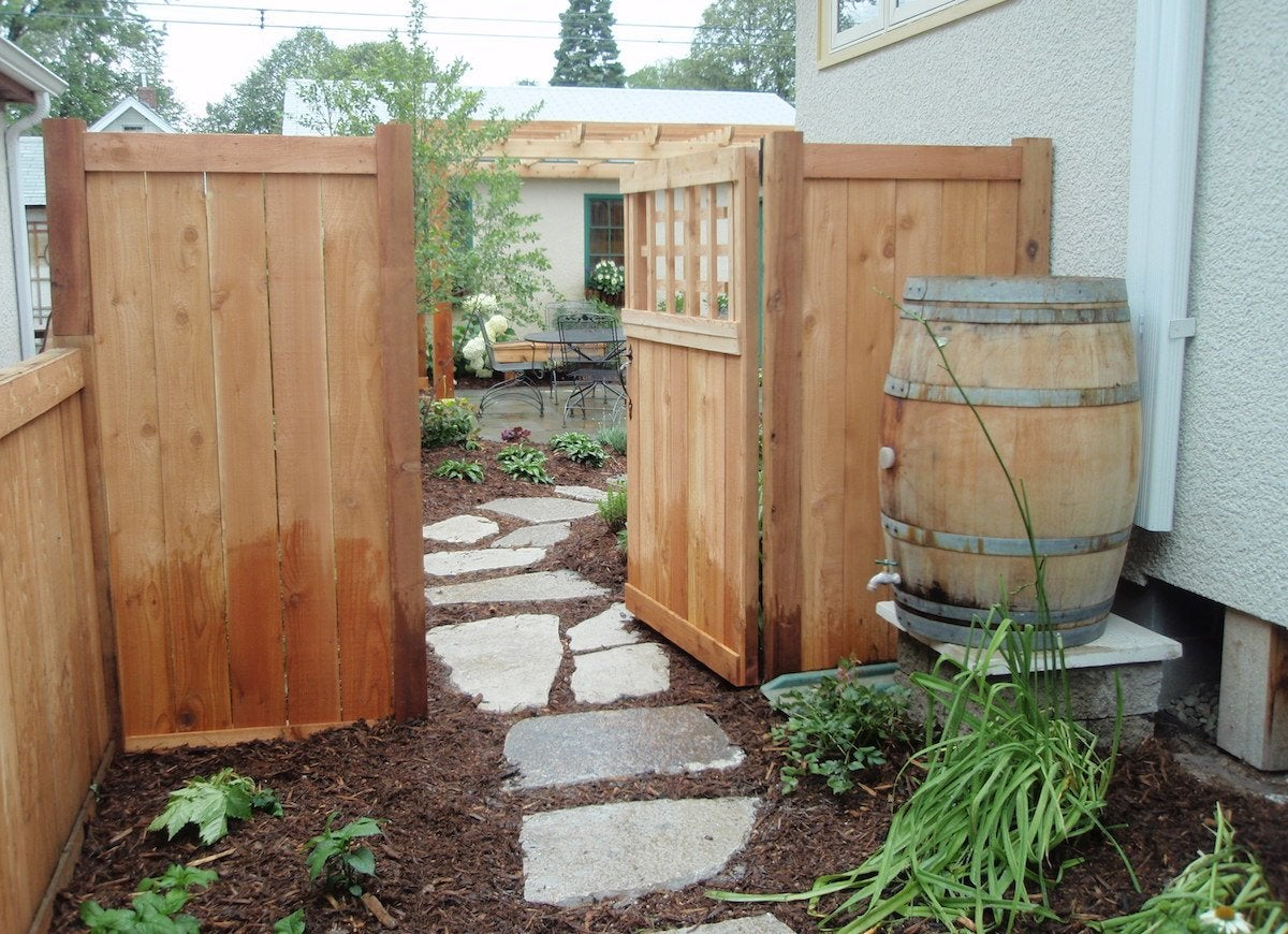 Side Yard Ideas - 10 Design Inspirations to Copy - Bob Vila on Side Yard Designs  id=73106