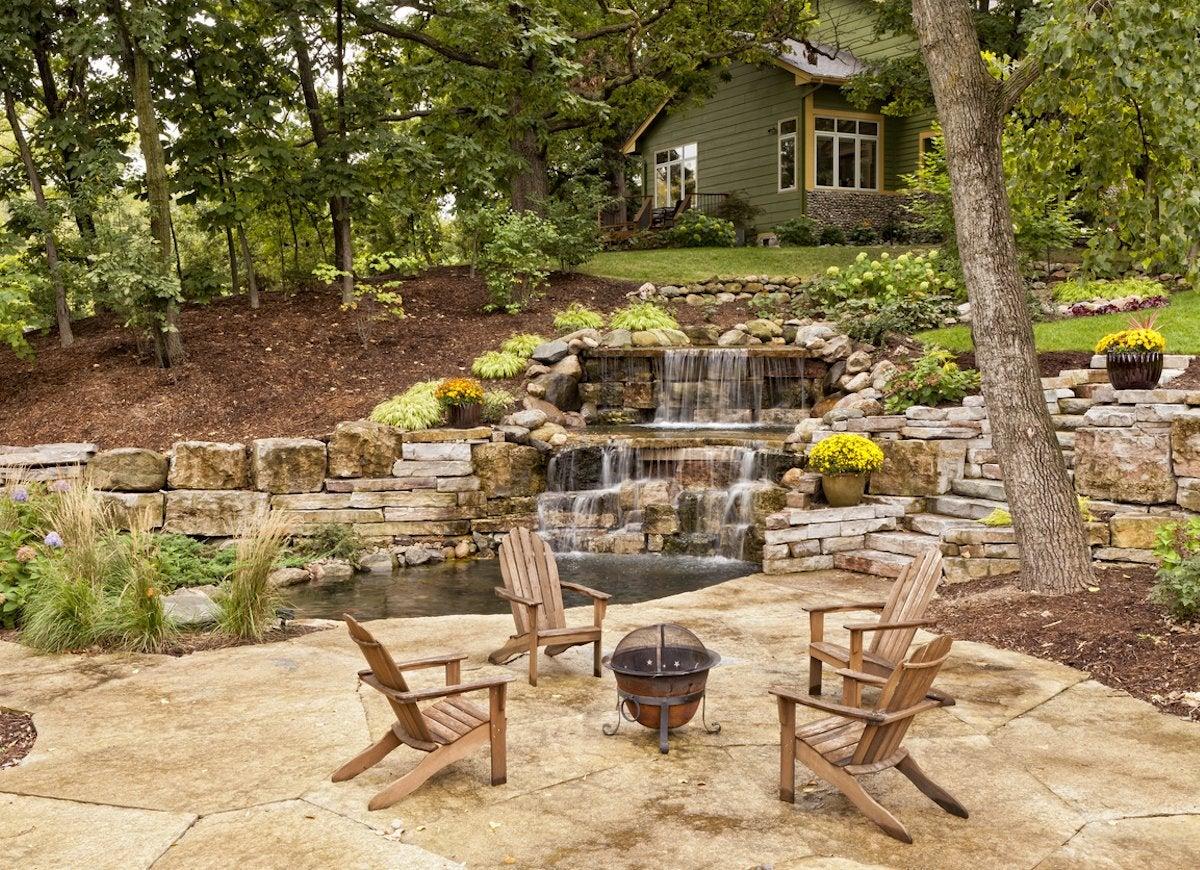 Backyard Slope Landscaping Ideas - 10 Things To Do - Bob Vila on Backyard With Slope Ideas  id=22024