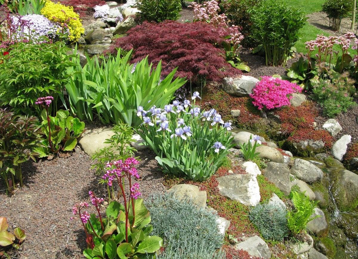 Backyard Slope Landscaping Ideas - 10 Things To Do - Bob Vila on Backyard With Slope Ideas  id=55619