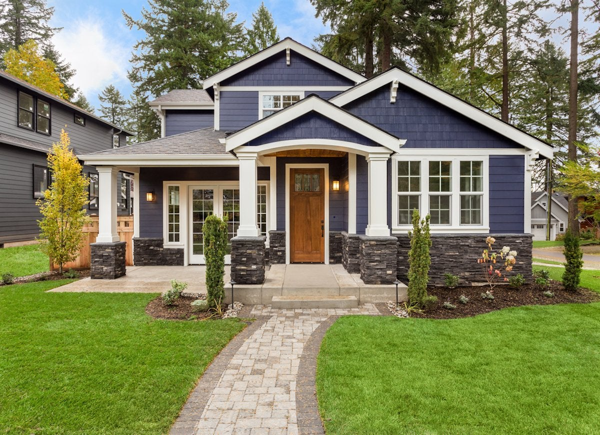 Exterior Paint Colors - Do's and Don'ts of Choosing Yours ...