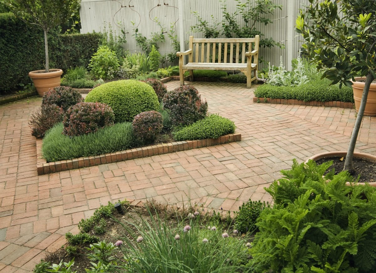 9 Brick Patio Ideas For A Beautiful Backyard Bob Vila Bob Vila