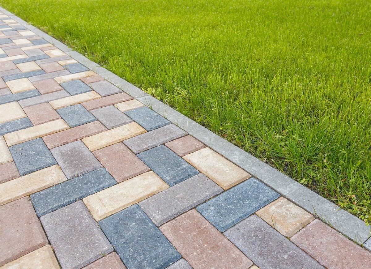 9 Brick Patio Ideas for a Beautiful Backyard   Bob Vila ... on Backyard Masonry Ideas id=71336