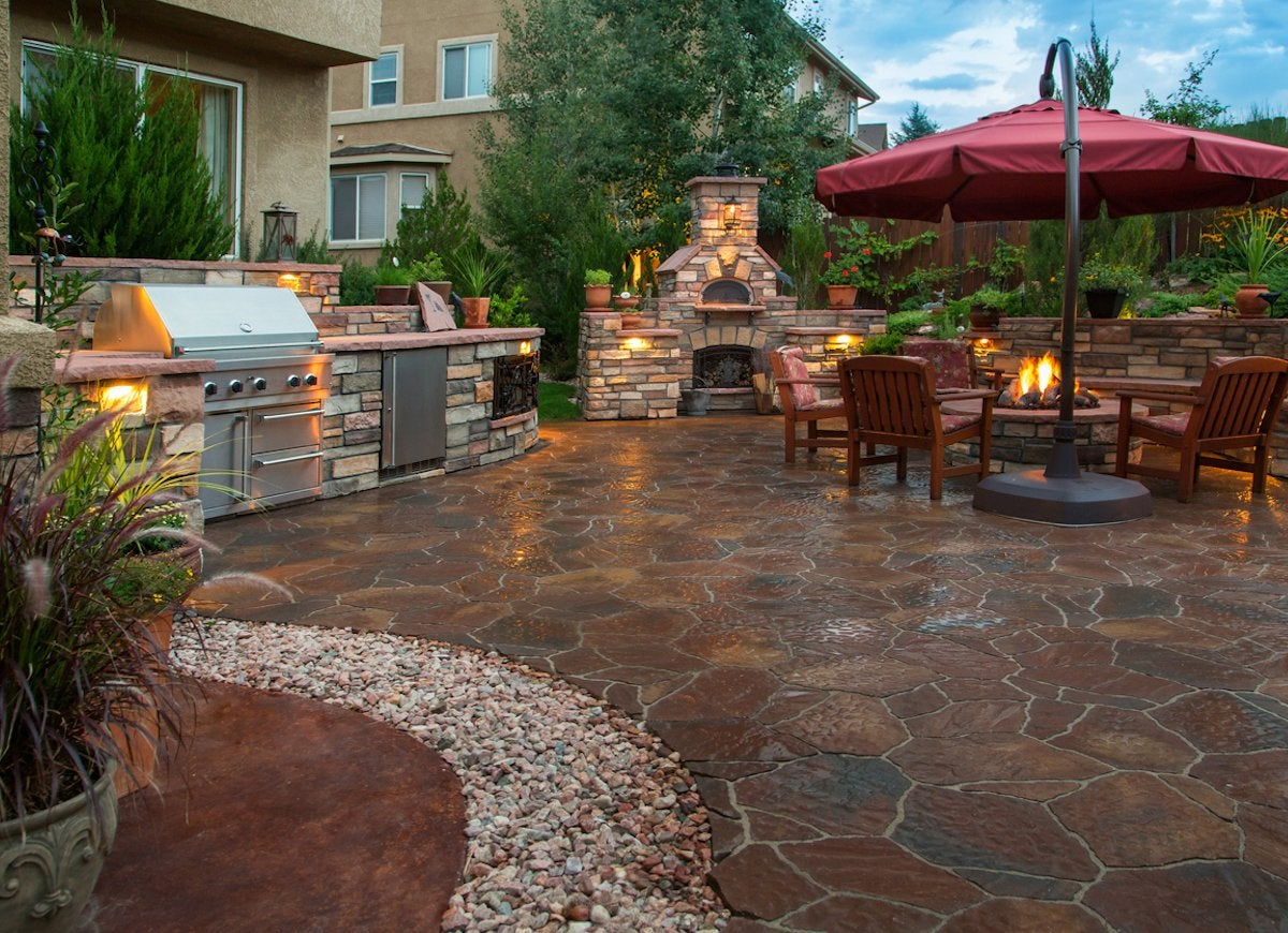 Patio Design - Today's 7 Most Popular Materials - Bob Vila on Rock Patio Designs  id=62638