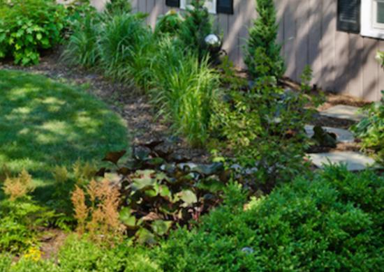 Grey Exterior - Backyard Landscaping Ideas - 7 Budget ... on Budget Friendly Patio Ideas  id=73222