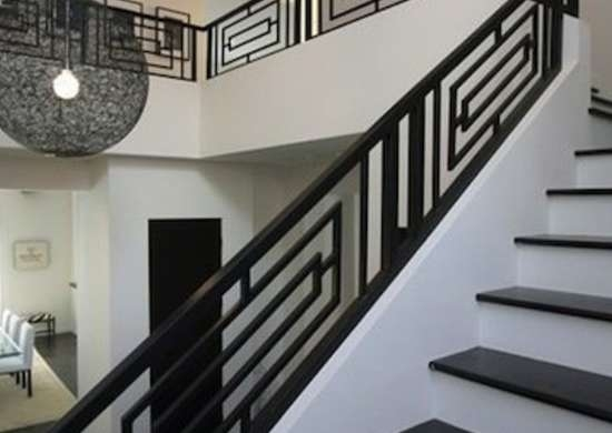 Staircase Railing 14 Ideas To Elevate Your Home Design Bob Vila | House Steps Design Outside | Renovation | Fancy | Second Floor | Interior | Patio