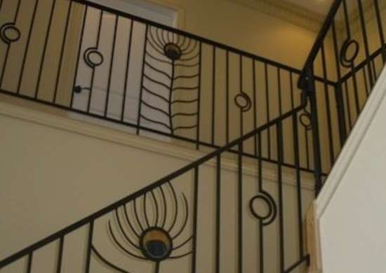 Staircase Railing 14 Ideas To Elevate Your Home Design Bob Vila | Iron And Wood Staircase | Internal | Farmhouse | Free Standing Wood | Modern | Design
