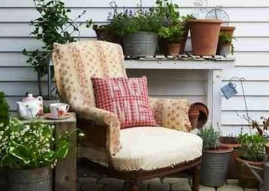 Outdoor Nook - Backyard Patio Ideas - 10 Picture-Perfect ... on Backyard Nook Ideas id=89616