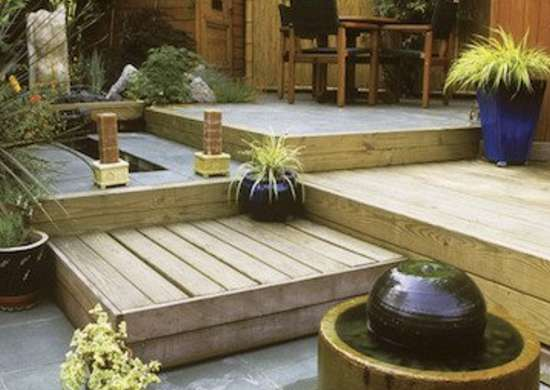 Small Backyard Ideas - 12 Ways to Add Enjoyment - Bob Vila on Tiered Yard Ideas  id=55420