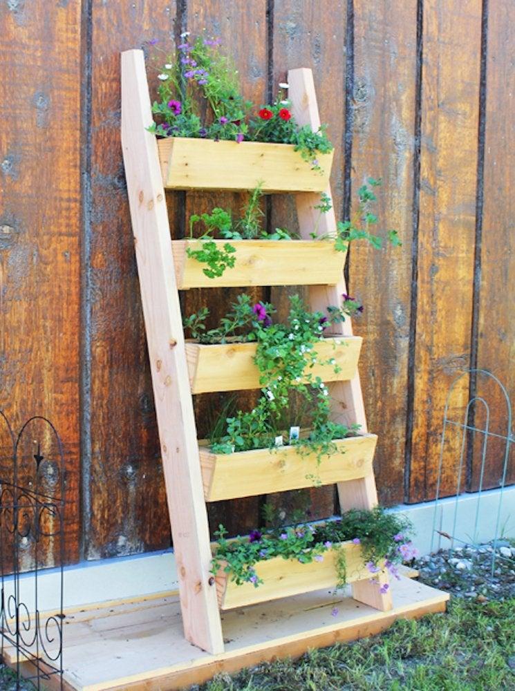 Vegetable Planter Box Diy