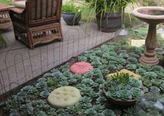 Lawn Alternatives - 10 Ways to Keep Off the Grass - Bob Vila on No Mow Backyard Ideas  id=33046