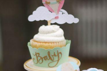 Como fazer um Bolo de Fraldas para o chá de bebê