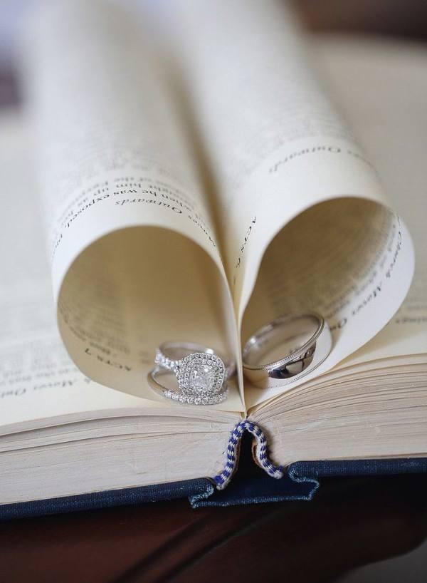 24 Ideias Criativas Para Fotografar A Aliana De Casamento