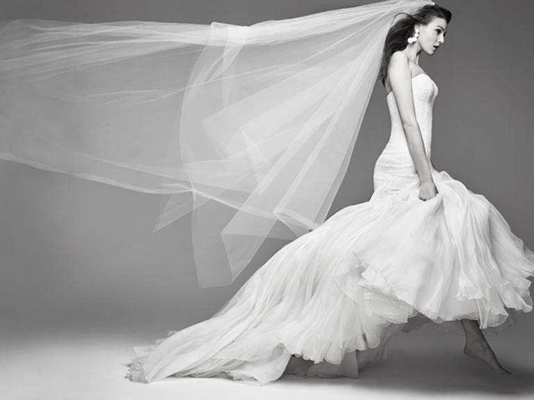 5 maneiras modernas e sofisticadas para a noiva usar o véu