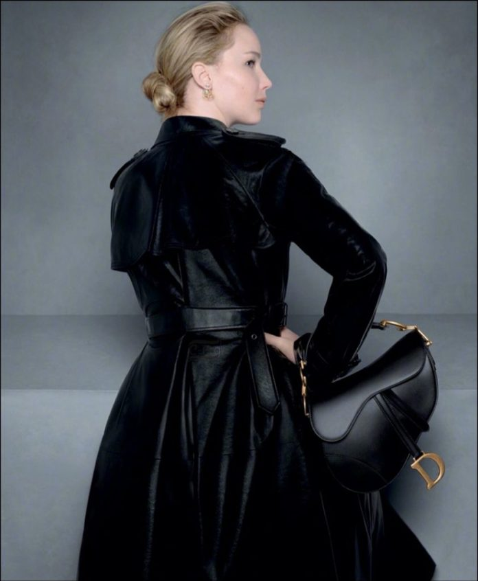 Jennifer Lawrence Dior 2020